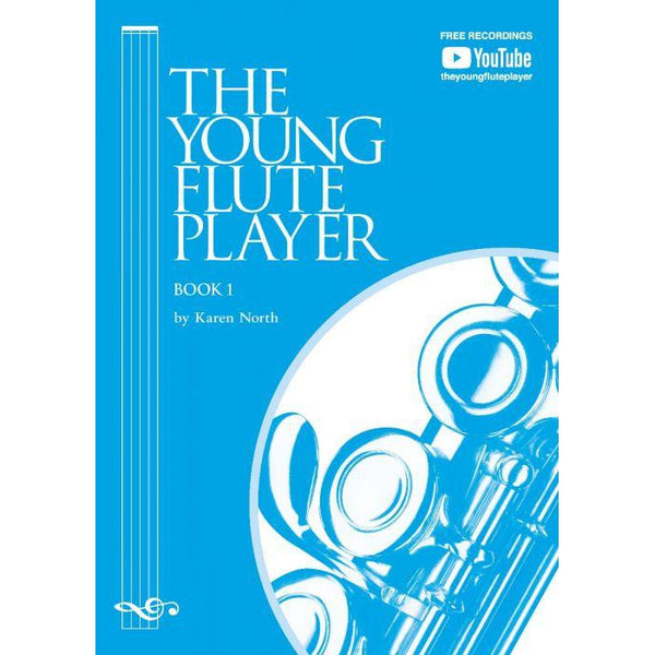 THE YOUNG FLUTE PLAYER BY KAREN NORTH