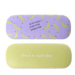 Hard Fruit Sunglasses Case