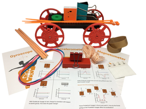 Advanced STEM Kit + PocketLab Voyager