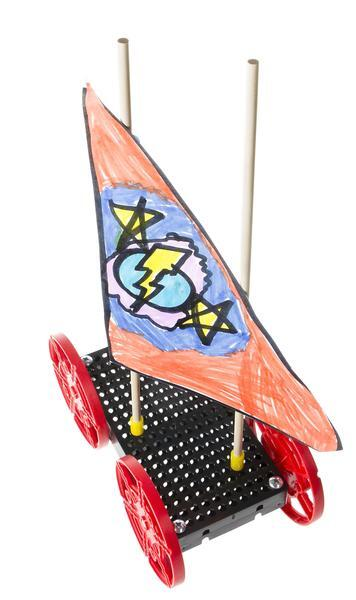 Advanced Sail Car Kit (kit only)