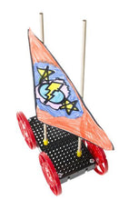 Advanced Sail Car + PocketLab Voyager Kit