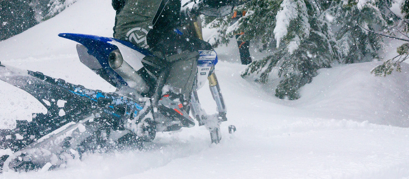Mototrax | Snow Bike Conversion Systems for Dirt Bikes
