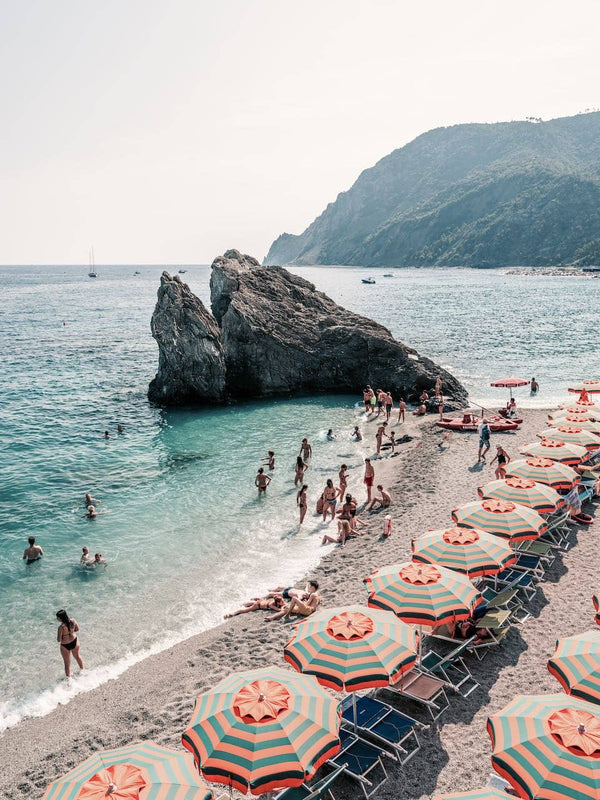 A DAY AT MONTEROSSO
