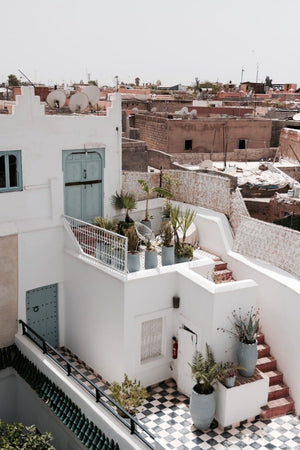 RIAD ROOFTOPS