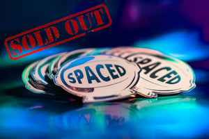 SPACED™ Series One Sticker