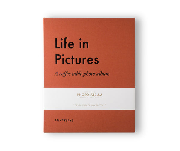LIFE IN PICTURES fotoalbumas