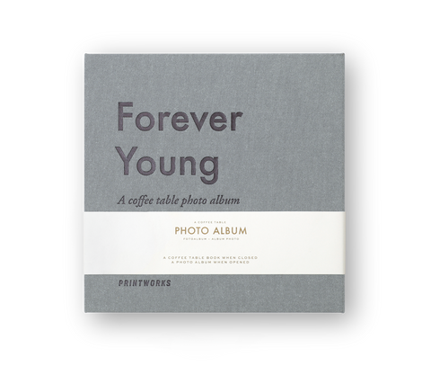 FOREVER YOUNG fotoalbumas