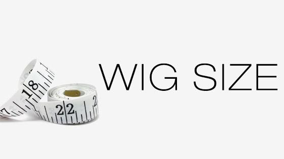 FIND YOUR WIG SIZE