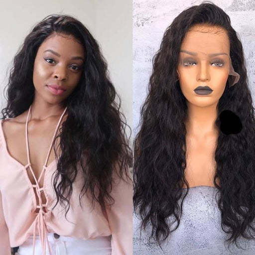 Back In Stock-(OVER $39 Free Shipping today)—WATER WAVY LACE HAIR WIG