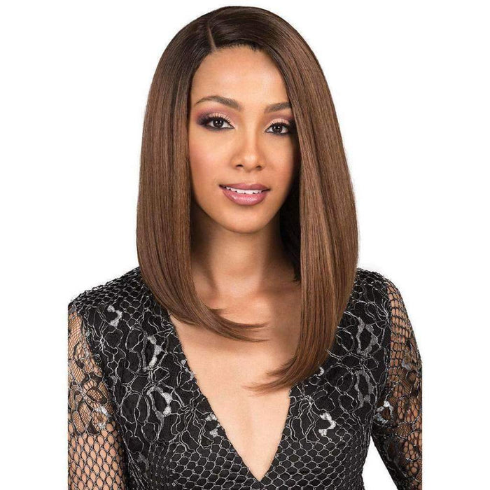Bobbi Boss Synthetic Lace Front Wig - MLF306 Chyna