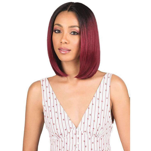 Bobbi Boss Synthetic Lace Front Wig - MLF307 Precious