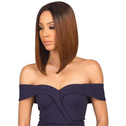 Bobbi Boss Synthetic Lace Front Wig - MLF350 Tiah