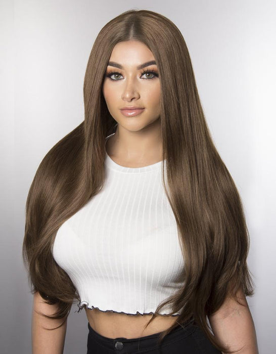 "SYNTHETIC WIG ARIANNA 20""-24"" 295G STRAIGHT"