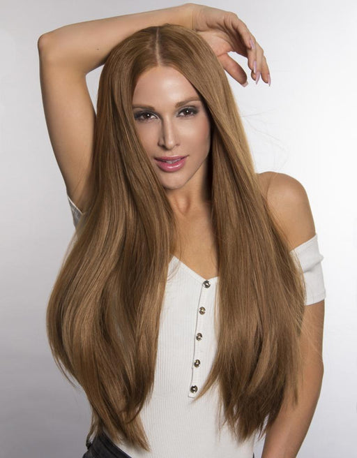 "SYNTHETIC WIG ELLA 20""-24"" 295G STRAIGHT"