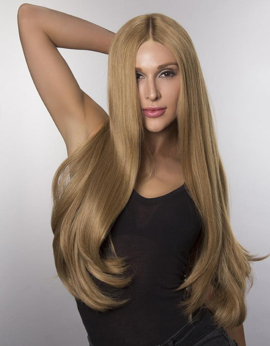 "SYNTHETIC WIG FLEUR 20""-24"" 295G STRAIGHT"