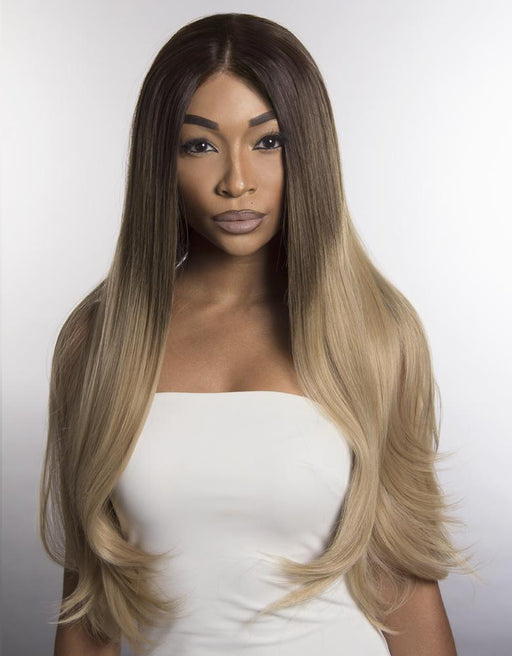 "SYNTHETIC WIG THALIA 20""-24"" 295G STRAIGHT"