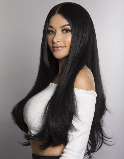 "SYNTHETIC WIG YAZMIN 20""-24"" 295G STRAIGHT"