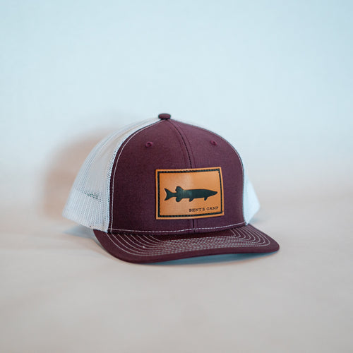 Musky Patch Trucker