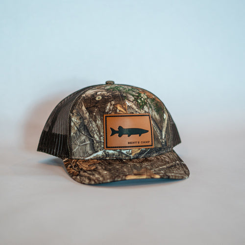 RealTree Musky Patch Trucker