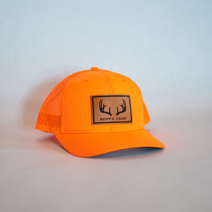 Blaze Antler Patch Trucker