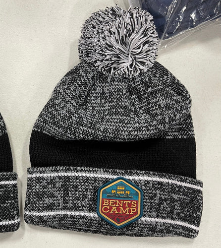 Shield Patch Beanie