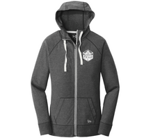 Load image into Gallery viewer, Women's Full Zip Shield Hoodie