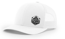 Load image into Gallery viewer, B&W Logo Trucker