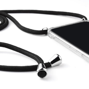 stylish Smartphone Necklace black. Keep your hands free. Handsfree. protect your phone. protective cover