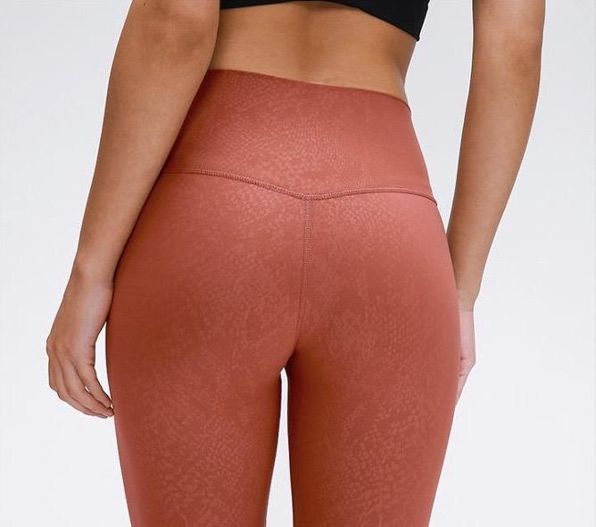 Limited Edition: Copper Sky Ash Leggings Yoga Pants Mindfulness-HOP
