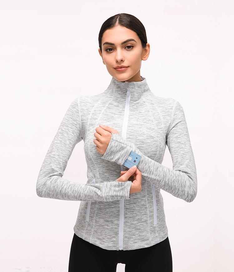 Elevate Zipper Jacket Mindfulness-HOP