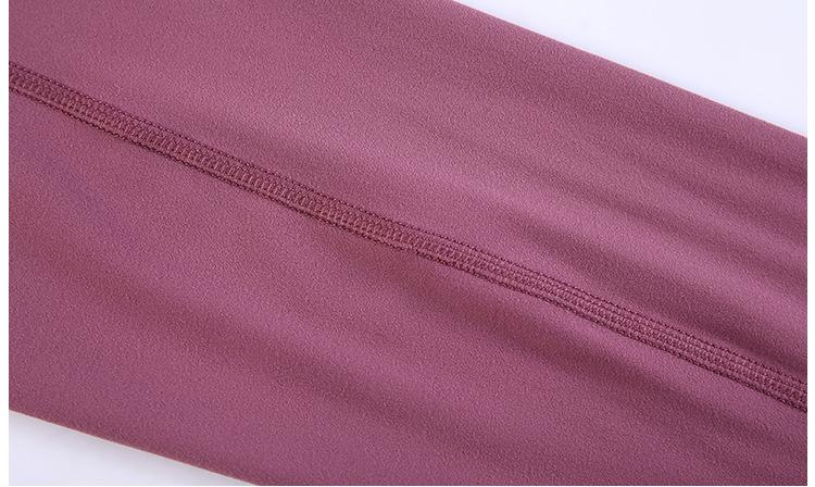 West Fuchsia Queen Mama to Be Leggings Yoga Pants Mindfulness-HOP