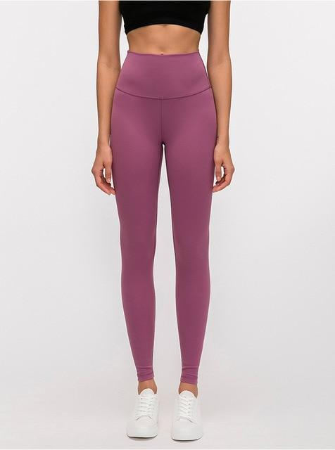 Solanum Rythm High Waist Leggings Mindfulness-HOP Activewear Nightshade S-6