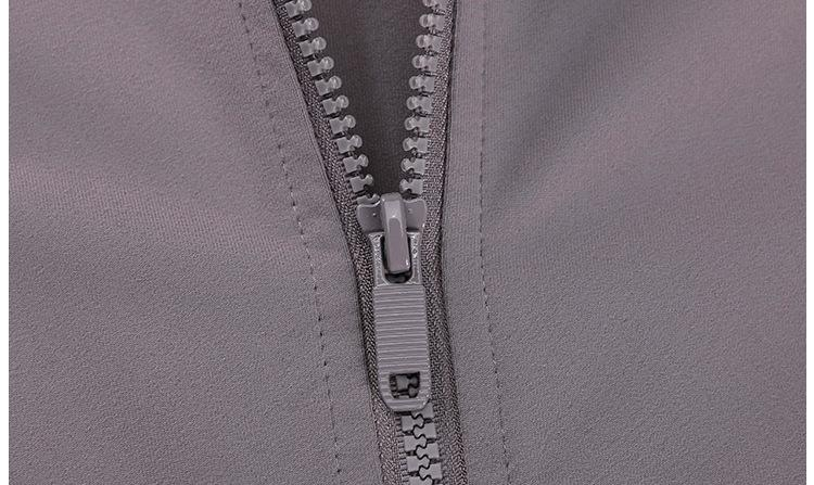 Pale Lilac On The Move Zipper Jacket Jackets Mindfulness-HOP Activewear