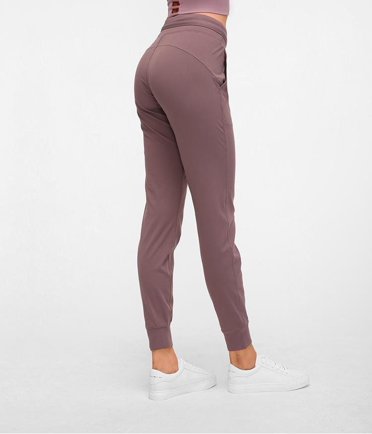 Feather Ash Ikigai Sweatpants Yoga pants Mindfulness-HOP Activewear
