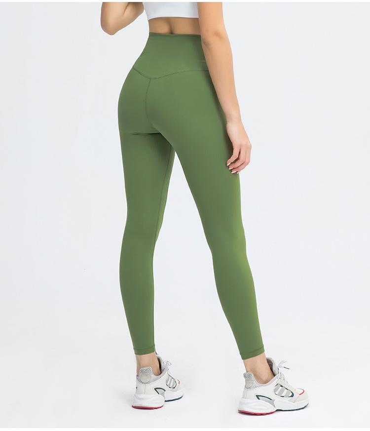 Jade Green Prana High Waist Leggings Yoga pants Mindfulness-HOP Activewear
