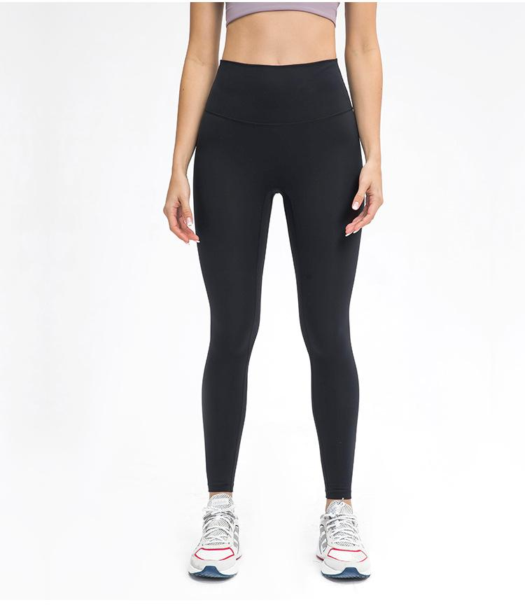 Black Prana High Waist Leggings Yoga pants Mindfulness-HOP Activewear