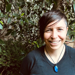 Tara Brooks owner of Walking Nature's Path online naturopathy services