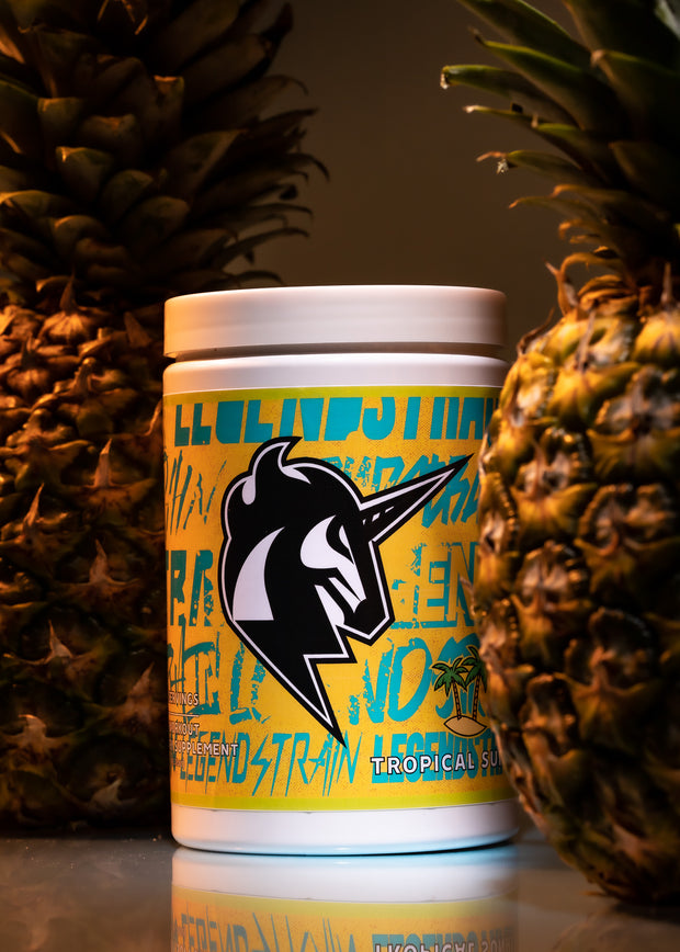 LEGENDARY PRE-WORKOUT - TROPICAL SUNRISE