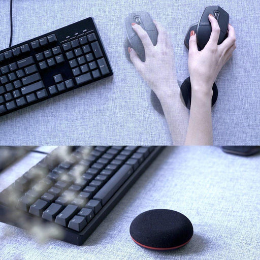 Maglev Wrist Rest Hand Pressure Decompression Office Mouse Companion-Easy to Office or Games(1 pcs)
