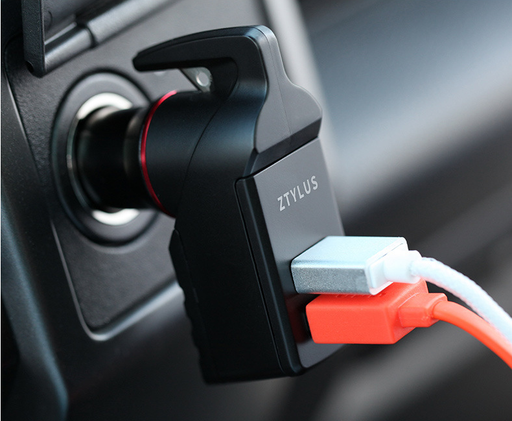 Car Chargers Plus - Life-Saving Emergency Tool