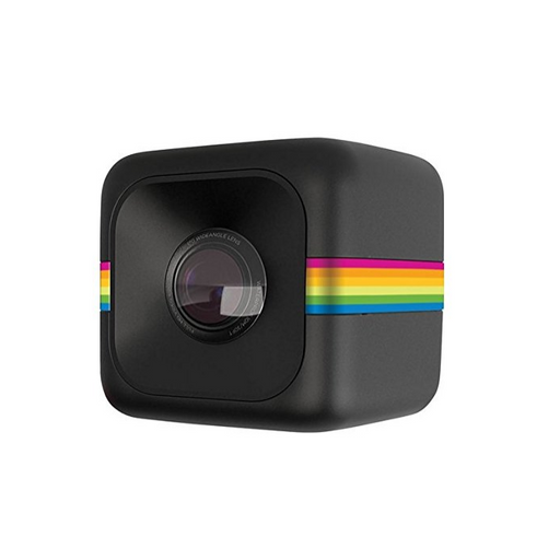 Cam Cube+ 1440p Mini Lifestyle Action Camera with Wi-Fi & Image Stabilization