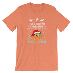 Have a PURRFECT Christmast - Short-Sleeve Unisex T-Shirt