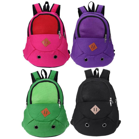 Pet Carrying Bag Dog Cat Carrier Shoulders Back Front Pack Dog Cat  Small Animal Travel Tote Shoulder Bag Backpack