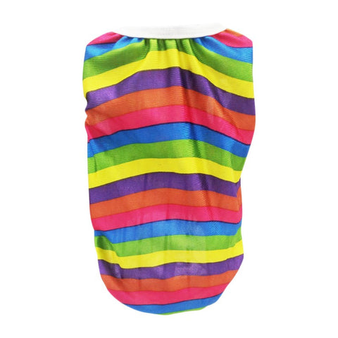 Clothes For Dog Pet Jackets Dogs Summer Autumn Striped Coat Clothes S-XL Dog Coat Clothes Dog Outwear
