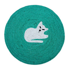 Sisal cat scratch board pet supplies Cat Scratch Board Scratching Pad Claw Toys For Cat Peys Animals Pet Cat Supplies