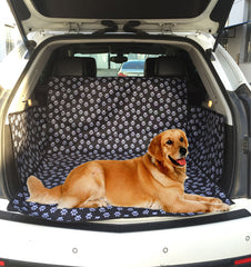 Pet Dog Cat Car Rear Back Seat Carrier Cover Portable Pet Dog Mat Blanket Cover Mat Hammock Cushion Protector Pet carriers cat