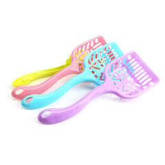 New Pet Products Shovel Cat Litter Plastic Scoop Cat Sand Cleaning Dog Food Spoons Cat sand shovel Pet Supplies