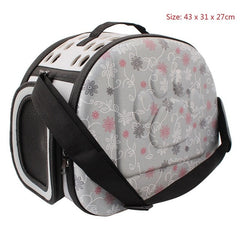 Pet Dog Carrier Foldable Outdoor Travel Carrier for Dog Puppy Cats Carrying Carrier Dog Bag Kennel Animal Pet Supplies