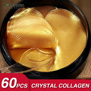 24K COLLAGEN EYE RESTORATION (60 PATCHES) - Ah'riyah's Closet
