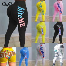 Load image into Gallery viewer, Candy Color Leggings - Ah'riyah's Closet
